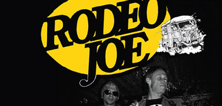 Rodeo Joe au Kiosque de St-Germain